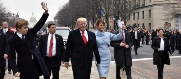 First Family: The cost to protect the Trumps depleted in seven months the Secret Service's budget for one year (Photo: Barry Bahler - Wikimedia)