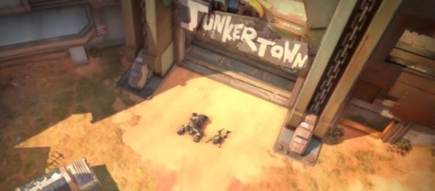 """Junkertown: The Plan""   Overwatch - YouTube/Overwatch"