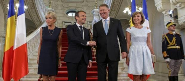 Macron contre les travailleurs détachés polonais