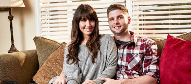 """""""Married at First Sight"""" Cody Knapek and Danielle DeGroot are divorcing [Image: TV Release/YouTube screenshot]"""