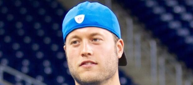 Matthew Stafford has become great without team success. Diddykong1130 via Wikimedia Commons