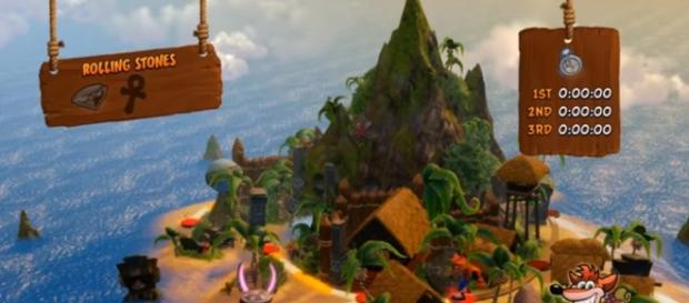 "Mounting evidence hints the impending release of ""Crash Bandicoot N Sane Trilogy"" on Xbox One. AllGamesDelta/Youtube"