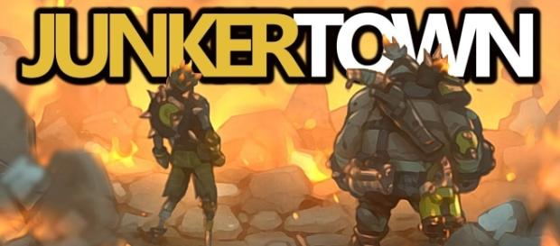 'Overwatch' Junkertown. (image source: YouTube/Force Gaming)