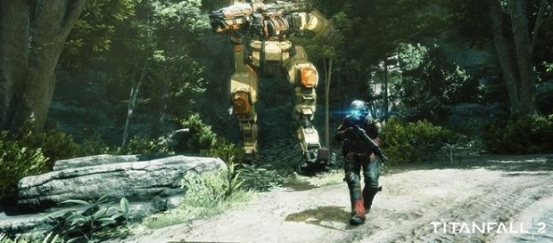 """Respawn Entertainment isn't giving up on """"Titanfall 2,"""" and hints on new updates with a cryptic tweet. [Youtube scren shot]"""