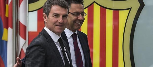 Robert deja clara la postura del club por Paulinho - mundodeportivo.com