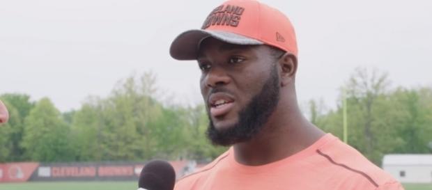 Rod Johnson - Cleveland Browns via YouTube (https://www.youtube.com/watch?v=pyU2i0dapd0)