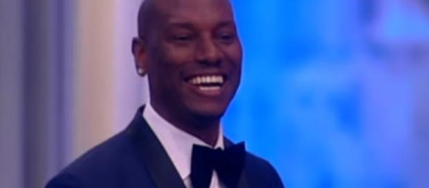 Tyrese Gibson undergone an unknown surgery on Monday for three hours. Image via YouTube/The View