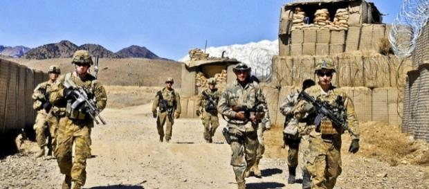 U.S. Army soldiers in Afghanistan (Credit - Jason Epperson – wikimediacommons)