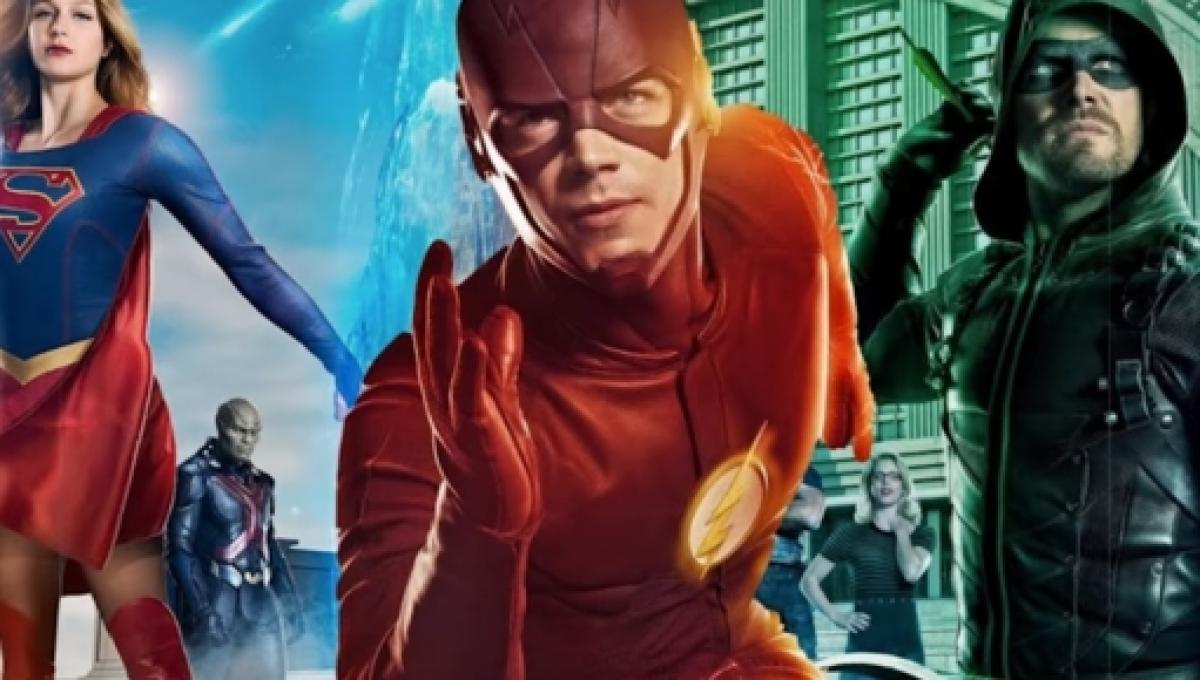 The Flash Season 4 Titles For The New Arrowverse Crossover Revealed
