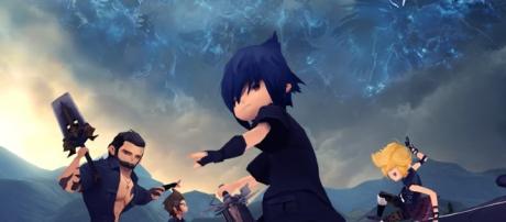 'Final Fantasy XV: Pocket Edition' (image source: YouTube/Final Fantasy XV)