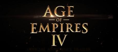 Microsoft returns to an old franchise after 12 years with 'Age of Empires IV.' / from 'YouTube' screen grab