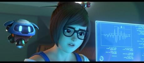 'Overwatch' Mei's animated short is adorable but tragic(PlayOverwatch/YouTube Screenshot)