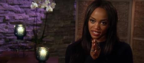 Rachel Lindsay slammed DeMario Jackson over latest accusation. (YouTube/Bachelor Nation on ABC)