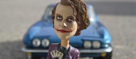 The Joker / Photo via ErikaWittlieb, Pixabay