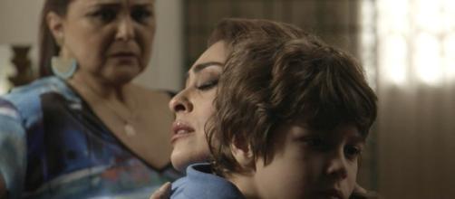 A Força do Querer': Dedé é afastado da mãe Bibi