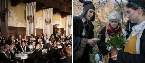 A Hogwarts da vida real fica no Castelo de Czocha, na Polônia. Fotos: Reprodução/Cowlarp