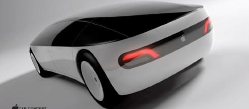 Apple self-driving car concept /iPhonedigital/Flickr