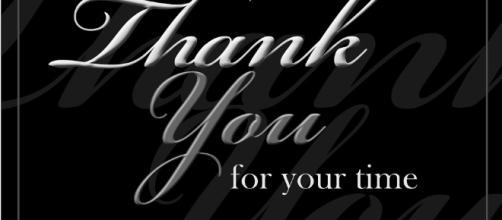 Appreciate. Thanks. Image via Pixabay.