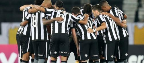 Botafogo em clima de decisão na temporada