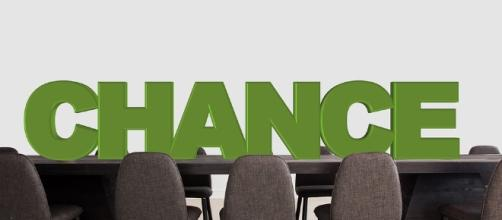 Chance, Opportunity. Image via Pixabay.