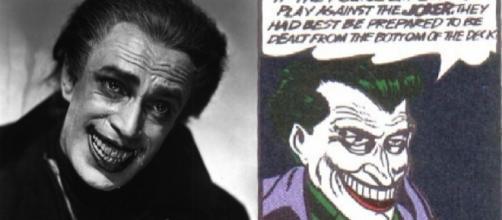 Conrad Veidt y el Joker, ambos comparten un mismo origen