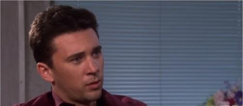 Days of our Lives Chad DiMera. (Image via YouTube screengrab/NBC)