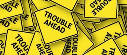 Don't entertain trouble. Image via Pixabay.