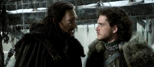 Fans wonder whether Benjen Stark survived the horde of White Walkers after saving Jon Snow. source: Videos Sight/youtube