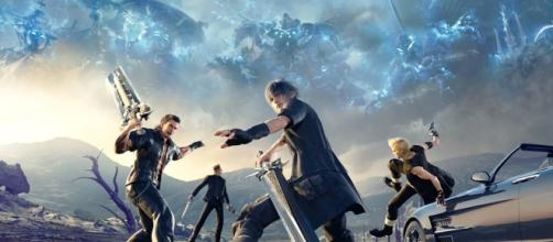 'Final Fantasy XV' (image source: YouTube/lzuniy)