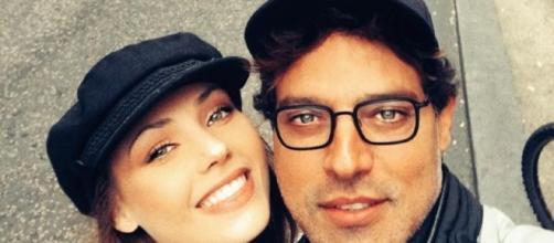 Gabriel Garko e Adua Del Vesco in love