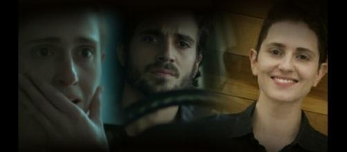 Ivana (Carol Duarte) e Ruy (Fiuk), em 'A Força do Querer'!