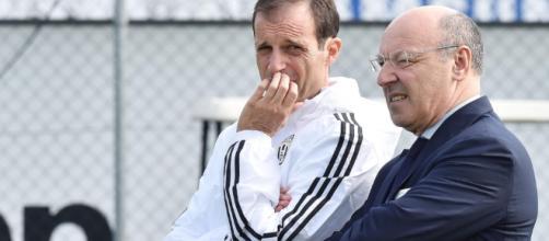 Juventus, Marotta al lavoro in questa sessione di calciomercato