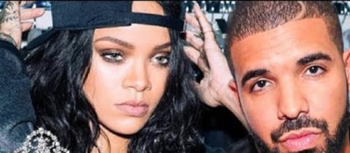Rihanna, Drake - Image via YouTube/Empressive
