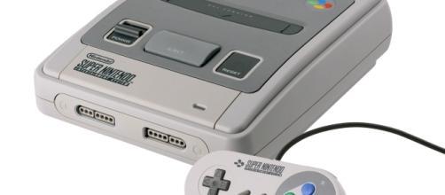 Super Nintendo console - wikipedia
