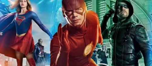 The Flash Season 4 Crossover Episode Titles Breakdown - Emergency Awesome/YouTube