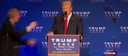 Video Tgcom24: Paura attentato, Trump portato via dal palco ... - mediaset.it