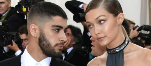 Zayn Malik and Kendall Jenner are said to be cheating on Gigi Hadid. Photo by Hollyscoop/YouTube Screenshot
