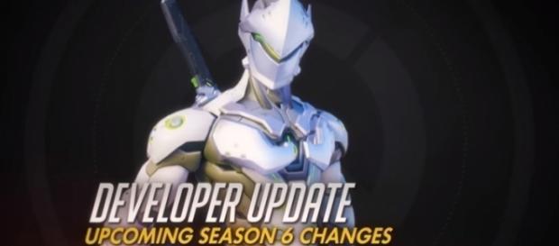 "A screenshot from the recent Developer Update for ""Overwatch."" - YouTube/PlayOverwatch"
