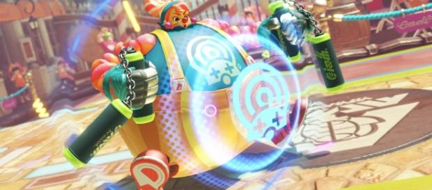 ARMS - Introducing Lola Pop - Nintendo Switch | Nintendo/YouTube