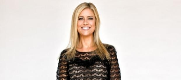 Christina El Moussa talks about her divorce from Tarek. (Wikimedia/Ryannjean)
