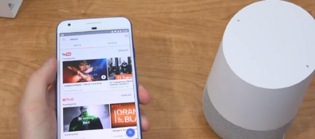 Google Home - YouTube/Tim Schofield Channel