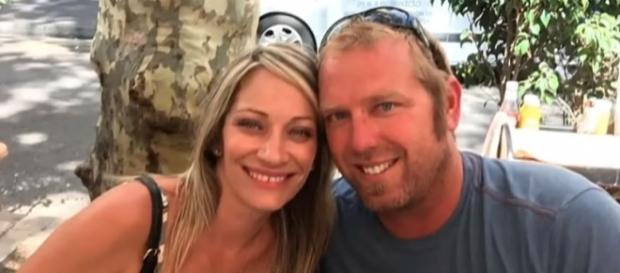 Heidi Nunes-Tucker is searching for the Good Samaritan who helped her husband Jared Tucker [Image: YouTube/TODAY]