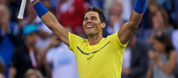 Masters 1.000 Cincinnati: Rafa Nadal, un número uno en 2008 y 2017 ... - eurosport.com