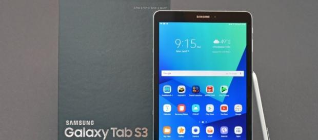 Samsung Galaxy Tab S3 (DetroitBORG/Youtube)
