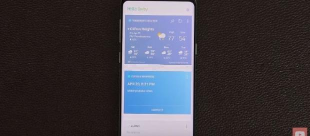 Samsung rolled out Bixby to more than 200 countries worldwide - YouTube/sakitech