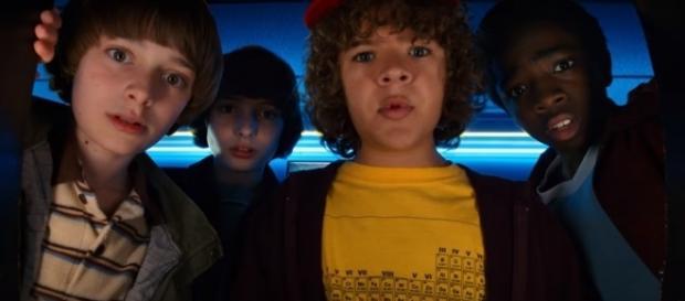 "Stranger Things - Season 2 Comic Con ""Thriller"" Trailer (via YouTube - Netflix)"