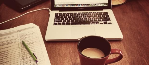 Work From Home. Photo Source: Flickr by David Mulder