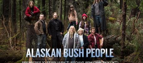 """Alaskan Bush People"" star Billy Brown opened up about nursing his wife. Photo by Discovery/YouTube Screenshot"