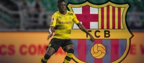 Mercato Barça : Dembélé enfin barcelonais!