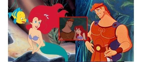 A Disney é cheia de segredos ( Foto - Reprodução )